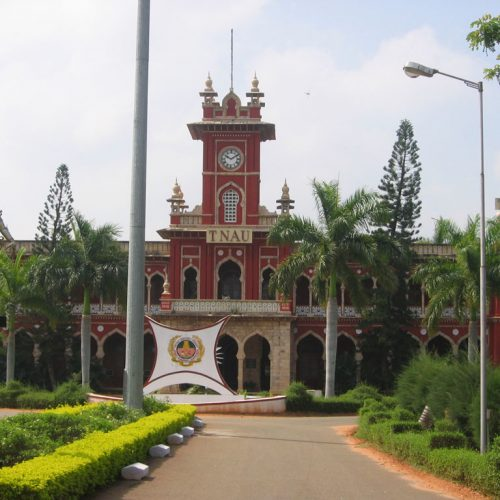 Tamilnadu Agricultural University Coimbatore